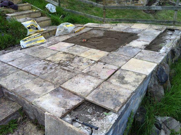 C mo hacer un cobertizo de madera con palets reutilizados - Como hacer caseta de madera para jardin ...